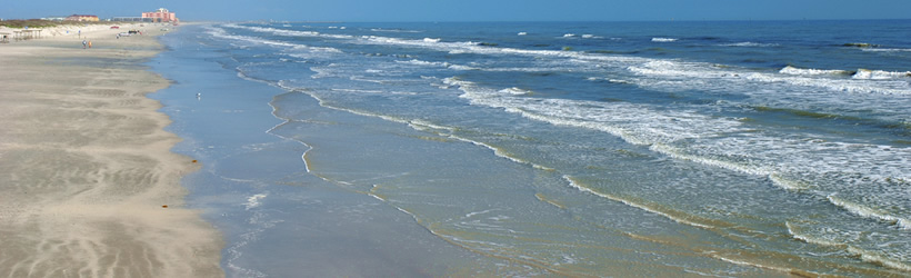 Padre Island, Gulf of Mexico