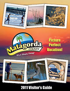 Texas Gulf Coast Beaches - Matagorda County