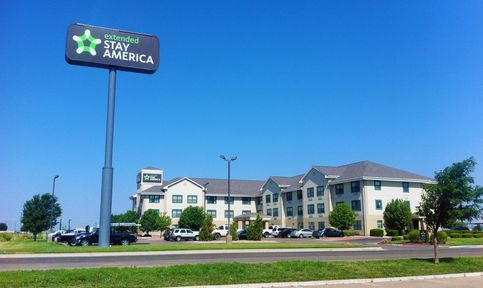 Extended Stay America Amarillo-West